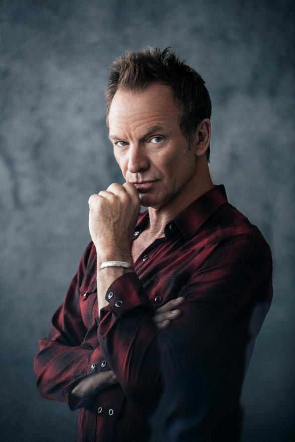 "Sting: ""My Songs,"" the Las Vegas Residency Coming to The Colosseum at Caesars Palace"