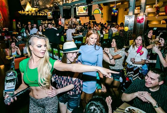 Tacos & Tequila Brings The Heat (and Shots) to The Las Vegas Strip with Annual Sexy de Mayo Fiesta