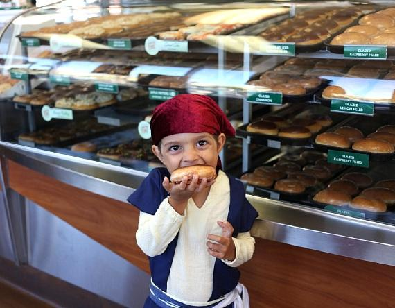 "Krispy Kreme Celebrates ""Talk Like a Pirate Day"" at all Las Vegas Locations Sept. 19"