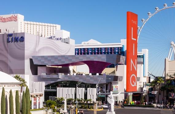 The Vortex at The LINQ