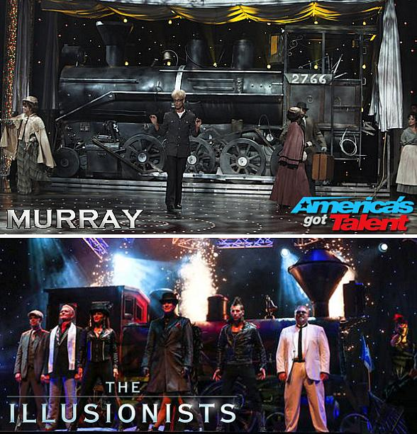 Las Vegas Magician Murray SawChuck Claims The Illusionists Copy His Signature Trick
