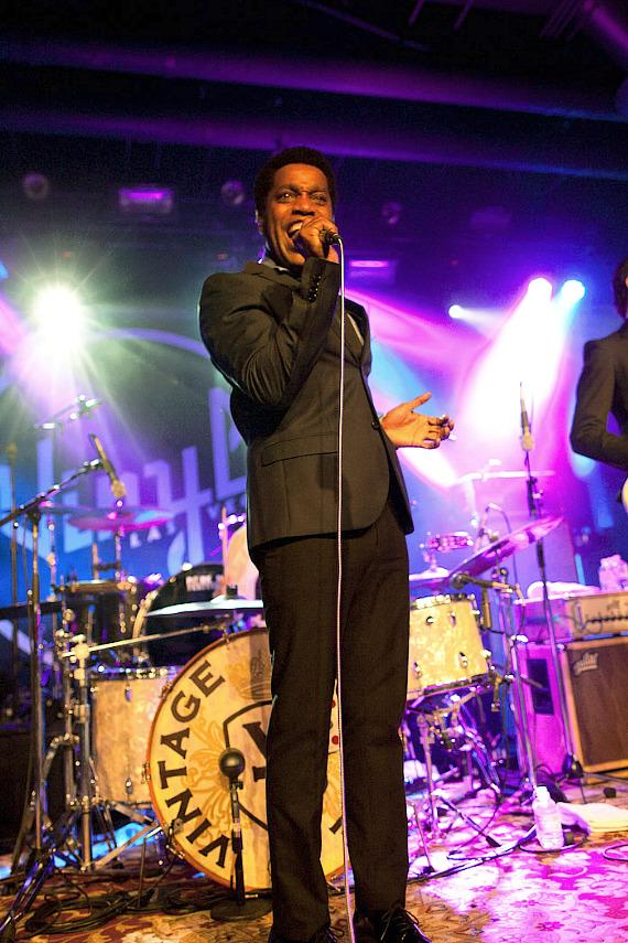 Vintage Trouble performs at Vinyl at Hard Rock Hotel & Casino in Las Vegas