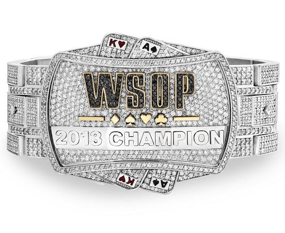 Nearly $1 Million of 2013 World Series of Poker Championship Made by Jason of Beverly Hills