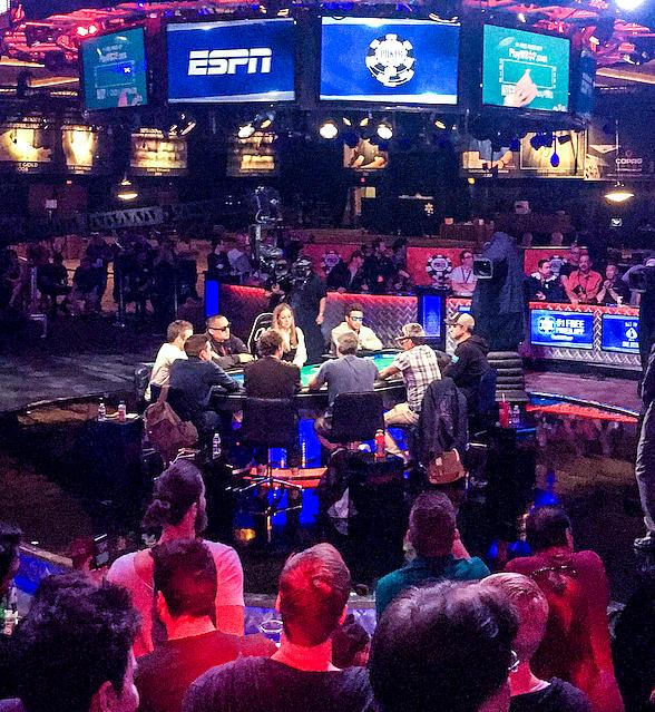 World Series of Poker Main Event to Air Live Daily for First Time; ESPN, ESPN2 & Pokergo on the Scene at Rio in Las Vegas July 8-17