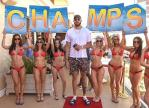 Golden State Warriors at Encore Beach Club