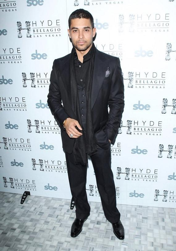 Wilmer Valderrama at Hyde Bellagio, New Year's Eve