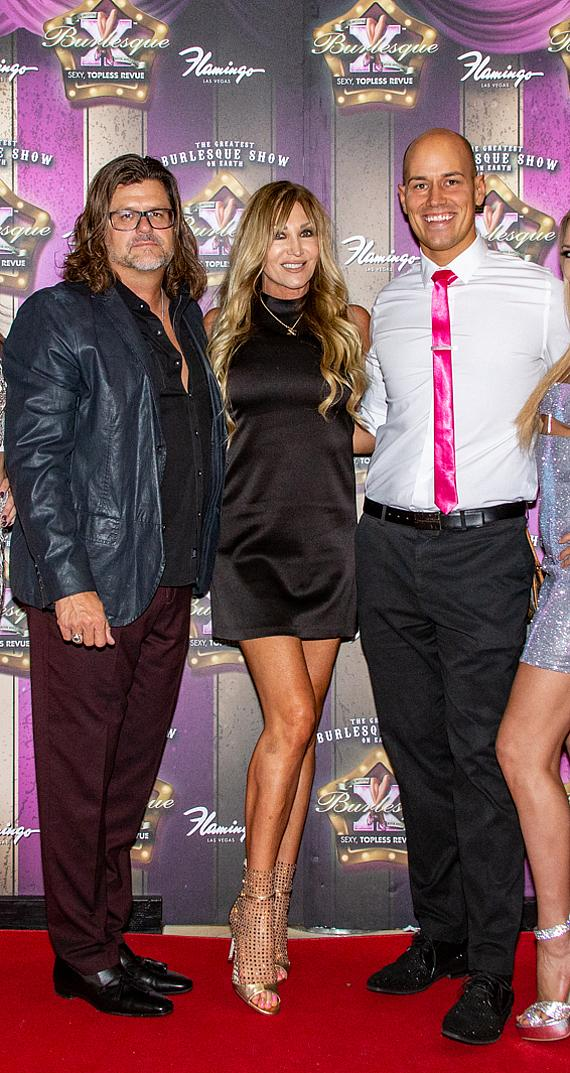 Matt and Angela Stabile, and Anthony Cardella