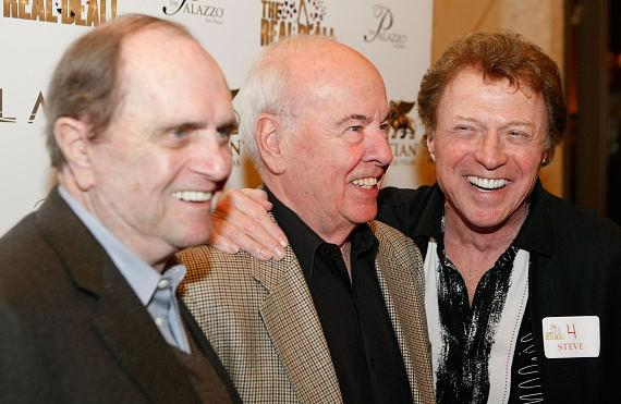 Bob Newhart, Tim Conway and Steve Lawrence (photo by Jacob Andrzejczak, IS Photography)