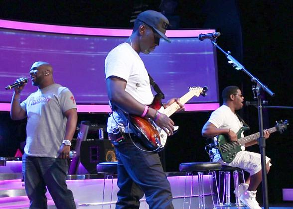 ShowTickets.com Insider Launches with Exclusive Boyz II Men Sound Check Session in Las Vegas