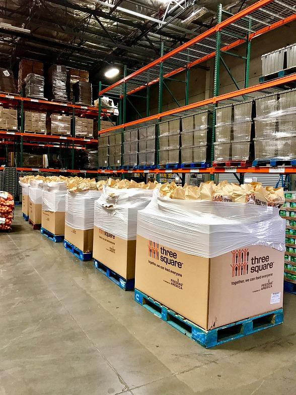 Three Square Food Bank Provides Assistance to Government Employees During Shutdown