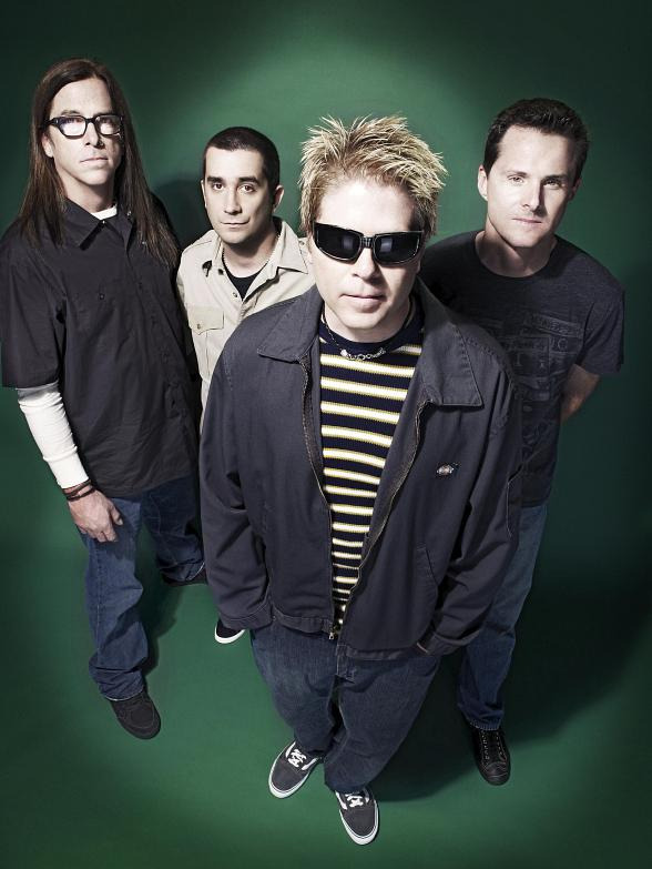 The Offspring with Special Guests Bad Religion and Pennywise to Perform at The Joint August 27