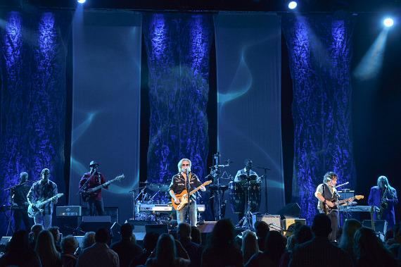 Hall & Oates perform at The Joint at Hard Rock Hotel Las Vegas