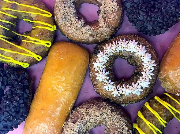 Pinkbox Doughnuts Now Offering Vegan Doughnuts at Its Newest Location