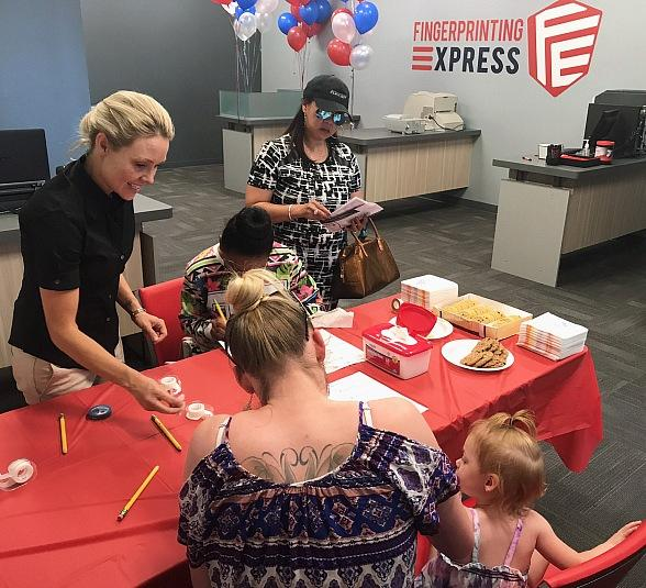 "Fingerprinting Express Gives Back with Its ""Culture to Care"" Program; Launches Fourth Nevada Location in Spring"
