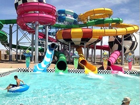 Cowabunga Bay Waterpark Opens March 30