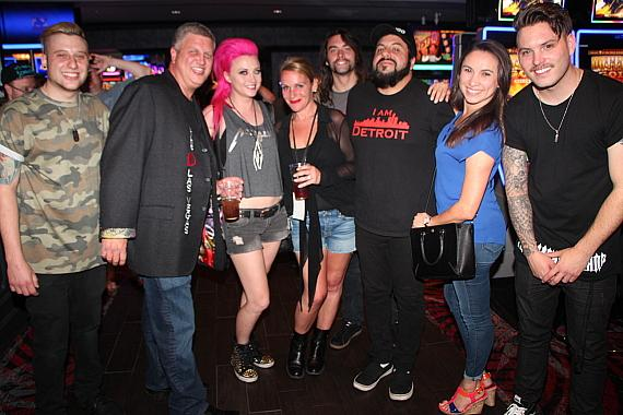 "The ""Scars and Stripes Festival"" Honors the Troops at Downtown Las Vegas Events Center"