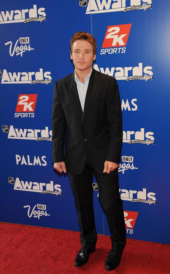Actor Kevin Connolly at the 2009 NHL Awards