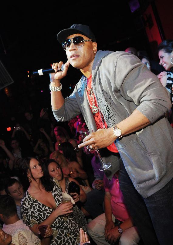 LL Cool J at TAO (Photo Credit: Denise Truscello)