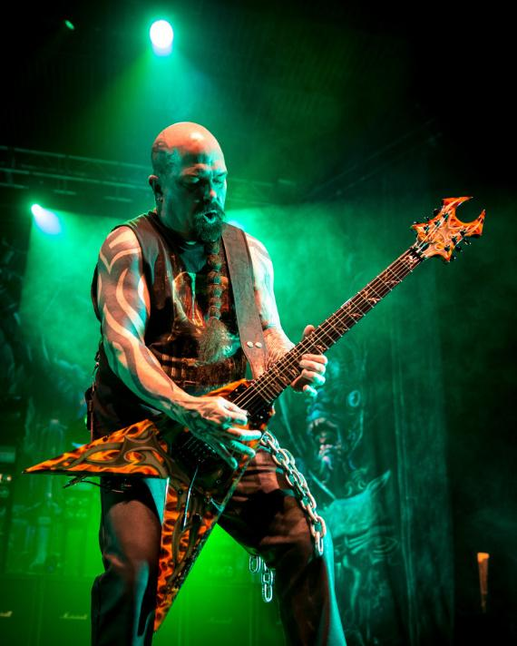 Slayer performs at The Joint in Las Vegas