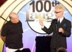 "Murray SawChuck performs ""The $100 Bill Vanish"""