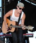 Kris Allen performs at MIX 94.1's 13th Annual Pet-A-Palooza