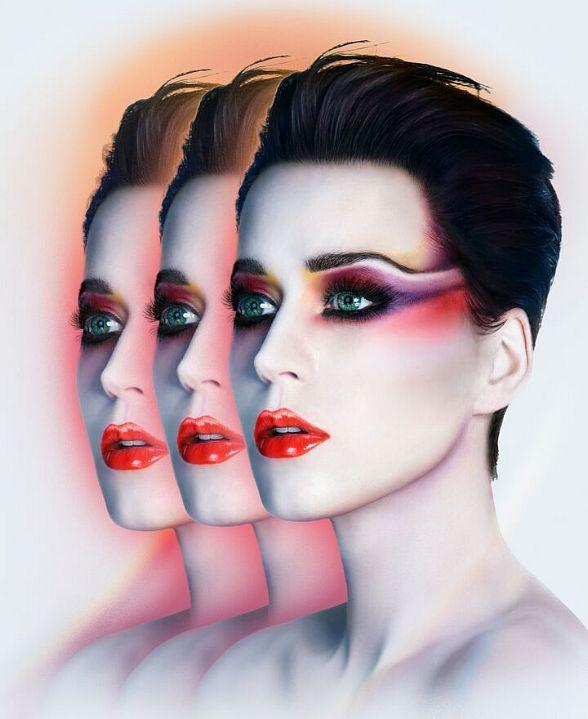 """Katy Perry Announces North American Arena Tour and New Album, """"Witness"""""""