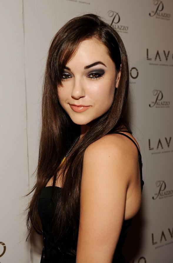 Sasha Grey at LAVO