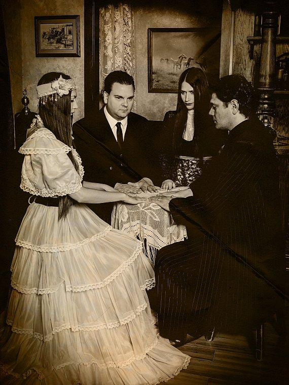 """""""Seance"""" to Open Friday, October 4, at Binion's Hotel Apache"""