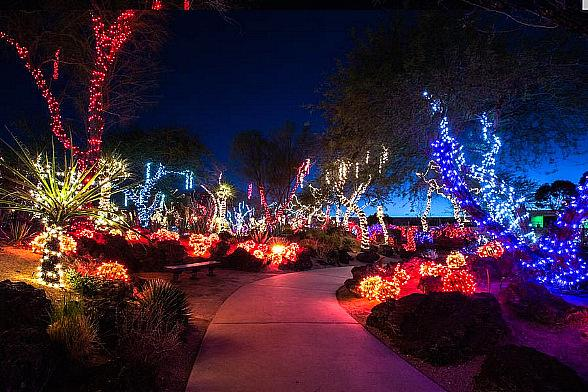 All Things Valentine's Day, All Month Long as the Annual Lights of Love Display Returns to Ethel M Chocolates