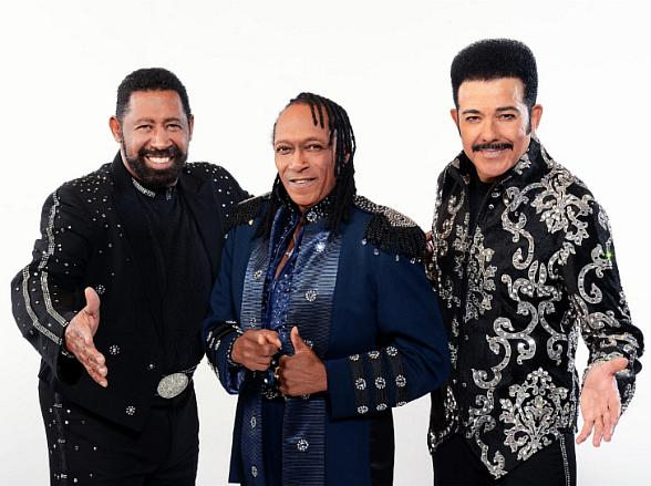 The Commodores with Special Guests the Ohio Players to Perform at The Star of the Desert Arena in Primm