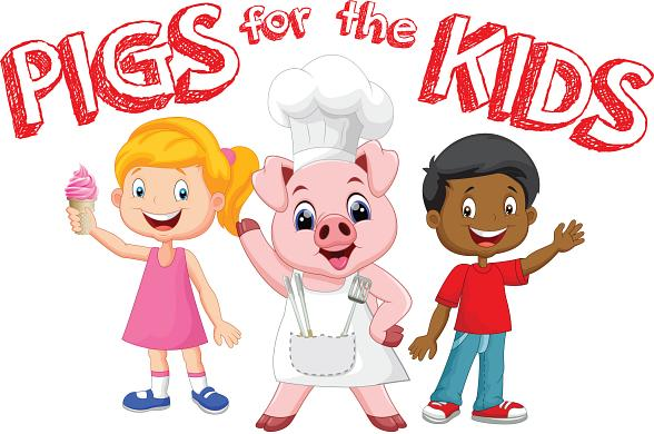 Pigs for the Kids BBQ Supporting Childhood Cancer Sept. 19