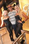 Wes Brown at Playboy Club in The Palms