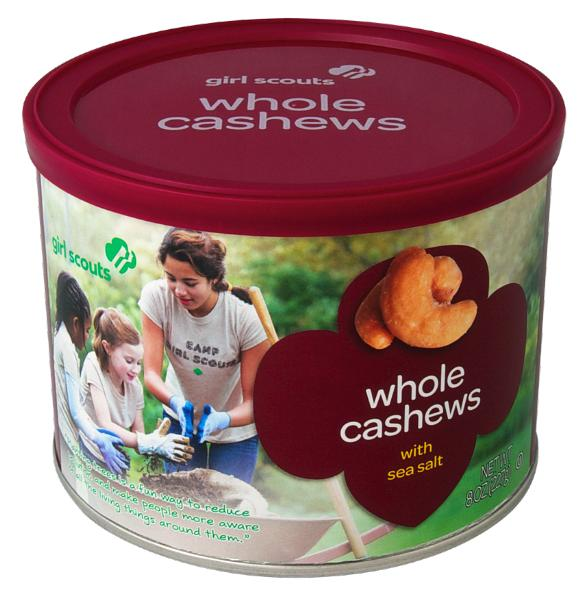 Go Nuts with Girl Scouts' Fall Product Sale Through Nov. 17