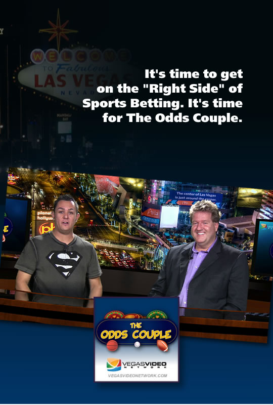 Las Vegas Sports Handicapping - The Odds Couple - Vegas ...