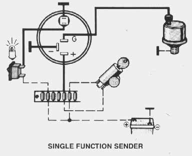 Ammeter Shunt Wiring Diagram For A