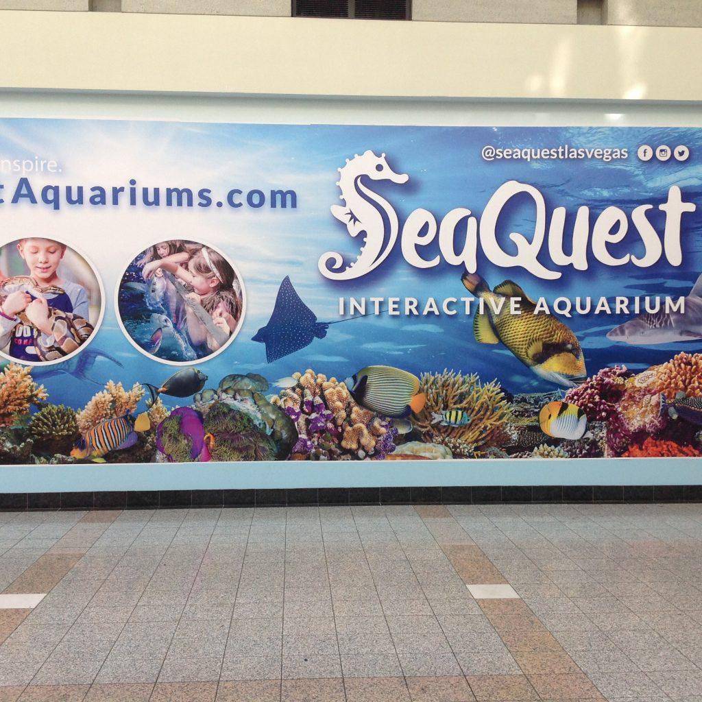 Seaquest Las Vegas