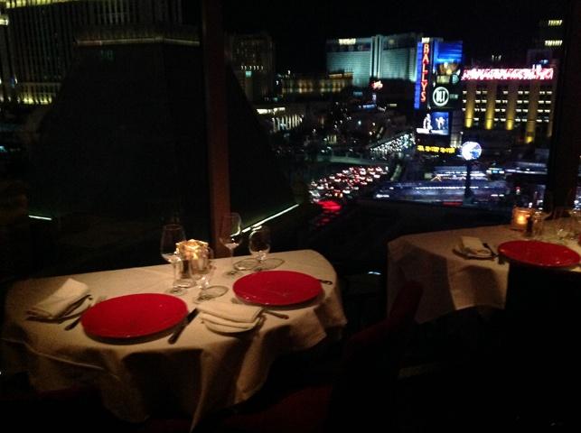 Best Las Vegas Valentine's Day Restaurant