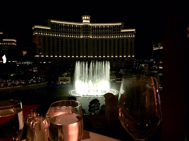 Eiffel Tower Best Valentine's Day Las Vegas Restaurant