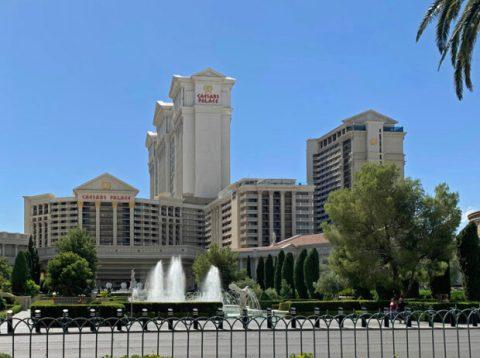 Las Vegas Best Hotel Room Rate  for Caesars Palace  on the Las Vegas Strip