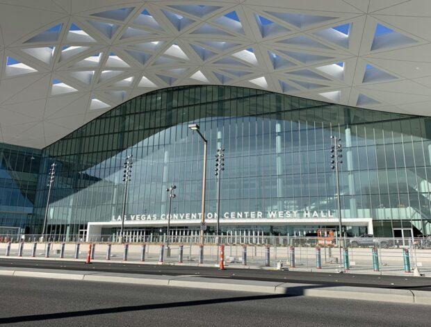 Las Vegas Convention Center West Hall