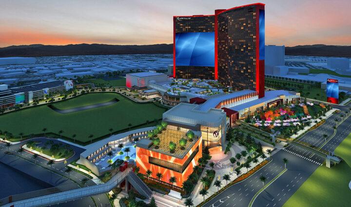 Resort World on the Las Vegas Strip