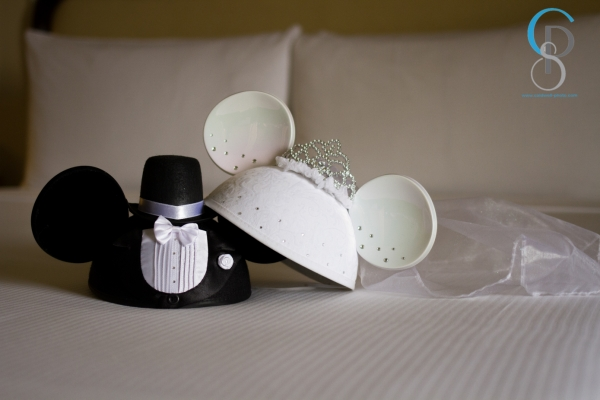 Disney wedding in fabulous Las Vegas