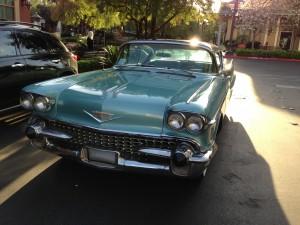 1958 Caddy