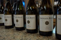 Line of Asuncion wines