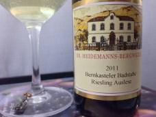 Lovely - if detailed - label, lovely wine.