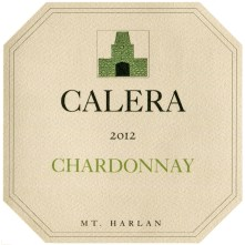 Label for the 2012 vintage.