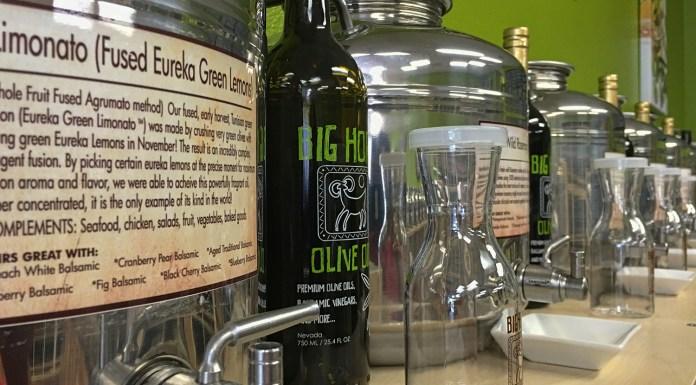 More Olive Oils