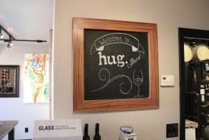 Edgar Hug Sign