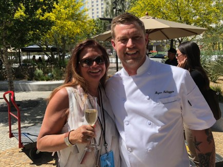 Debbie and Chef