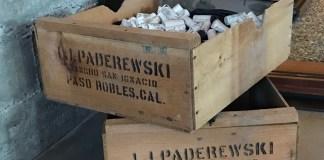 Epoch boxes Paderewski